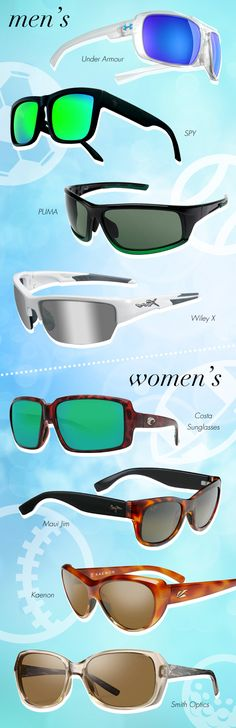 Sporty Shades for the Athletically Inclined: http://eyecessorizeblog.com/?p=5218