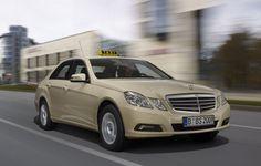 Taxi - Mercedes-Benz E-Klasse  - W212 (2010 - 2013) ☺