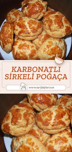 Dinner Rolls Easy, Turkish Kitchen, Tea Time Snacks, Breakfast Tea, Turkish Recipes, Food Videos, Bakery, Good Food, Food And Drink