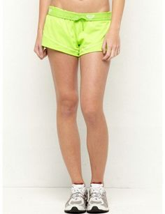 """pace yourself"" shorts, $39.50 - hmm love the look for running but in a different color"