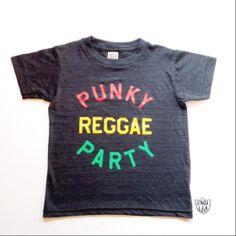 Image of Punky Reggae Party Tee Bob Marley Birthday 153267d9a07c4