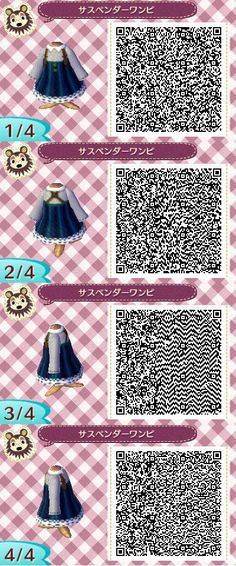 plus overall dress qr