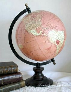 Target noble supply co black and rose gold globe dimensions 13 pink world and globe image gumiabroncs Gallery