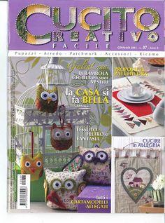 CUCITO CREATIVO 37 - Claudia Torres - Álbuns da web do Picasa