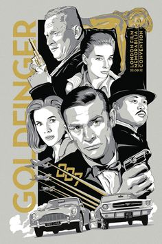 Goldfinger by Richard Wells