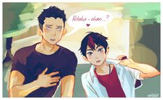 """Haikyuu! 