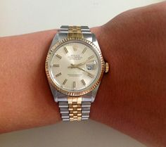 #wristshot from one of my readers #Rolex