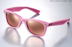 RAY-BAN SHOCKS WITH COLOUR