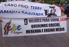 CIDADE: Servidores de Cabo Frio ocupam Secretaria da Fazen...