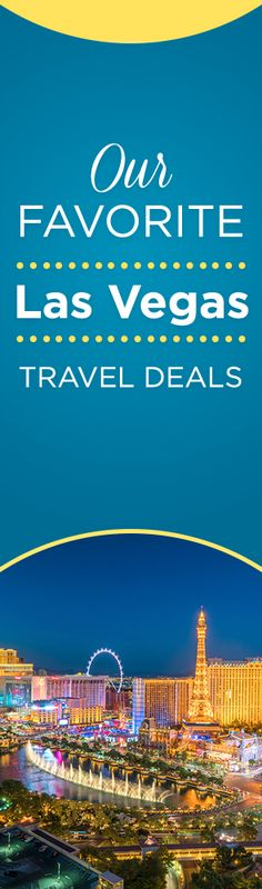 PRICE DROP! Find Las Vegas travel deals with BookingBuddy!