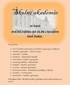 Školní akademie ve Šluknově