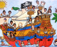 Original orla de fin de curso 2011/2012 del segundo ciclo de infantil   PULSA PARA AMPLIAR