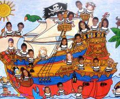 Original orla de fin de curso 2011/2012 del segundo ciclo de infantil | PULSA PARA AMPLIAR