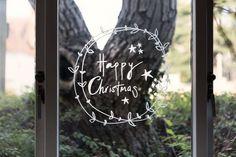 regardsetmaisons: Home tour de Noël dans la campagne anglaise
