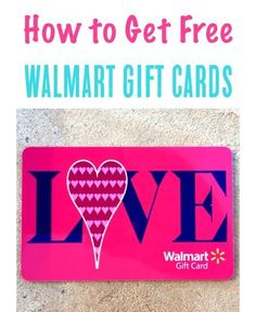 How to get FREE Walmart Gift Cards and make your next trip to Walmart extra  frugal! from The Frugal Girls . 5b739523ad00