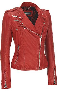 Black Rivet Rock-n-Roll Leather Cycle Jacket - Wilsons Leather