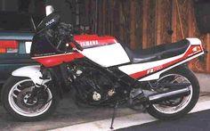 FZ750 Left