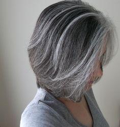 Blended grays