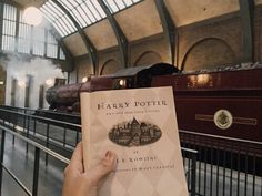 This is on my nerd bucket list: visit all the Harry Potter sights in the world such as platform 9 3/4