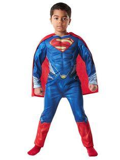 Lasten Naamiaisasu; Supermies Deluxe | Naamiaismaailma