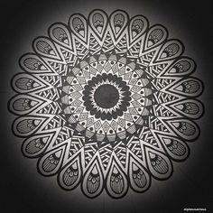#mandala #zentangle #art #zenart #arttherapy #artoftheday #artspotlight #doodle #doodling #doodleart #mandalaart #mandaladesign #mandalatattoo…