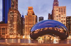 Travel Guide Chicago: The Second City is second to none—with world-class food, architecture, art, and design.