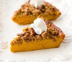 Pumpkin Pie, crustless! | Finding Vegan