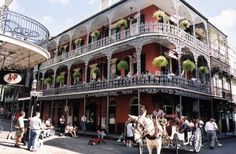 New Orleans favorite-places