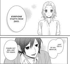 A really good life lesson by our precious Miyamura