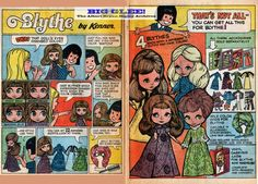 """Blythe Doll 1972 