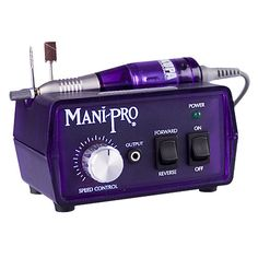 Kupa Original Mani-pro Electric Nail Filing System Razzberry ** You can find out more details at the link of the image. (This is an affiliate link) Nail Salon And Spa, Home Nail Salon, Pedicure Supplies, Nail Art Supplies, Acrylic Tips, Acrylic Nail Designs, Nail Equipment, Mobile Nails, Electric Nail File