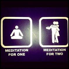 Meditation for 2