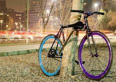 Voici le vélo impossible à voler !