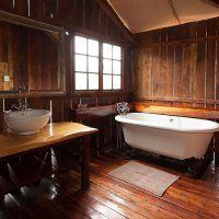 Luxury Tents - Bathroom