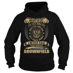 BROWNFIELD Last Name, Surname T-Shirt