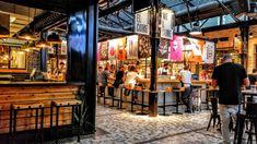 Sarona Market, Tel Aviv , Israel, by Mirela Felicia Catalinoiu