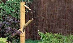 Learn how to make your own decorative water feature, privacy screens, garden trellises, bike trailers and more with these 12 DIY bamboo projects.