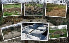 Záhony typu klíčová dírka  Permadesign   Design přírodních zahrad Design