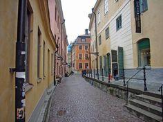 Uppsala, Sweden: I want to move back. Badly.