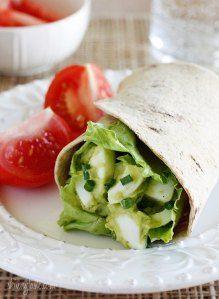 Leftover Hard Boiled Eggs?  Recipe – Avocado Egg Salad