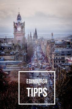 Tipps für Edinburgh. Wie wäre es mit einer Reise nach Edinburgh? Großbritanniens meist-besuchte Stadt nach London. #reisen #städtereisen #kurztrips #edinburgh