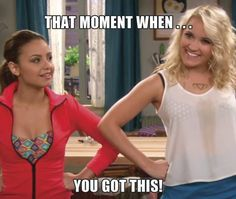 Only Young and Hungry fans will understand!