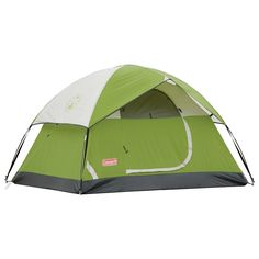 Coleman Sundome 4 Person Tent Green Camping Outdoor Hiking Shelter Canopy for sale online 4 Person Camping Tent, Pop Up Camping Tent, 6 Person Tent, Hiking Tent, Best Tents For Camping, Cool Tents, Backpacking Tent, Pop Up Tent, Family Camping