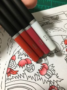 Joanna Basford, Colouring Techniques, Colour Combinations, Color Swatches, Color Pallets, Crayons, Colored Pencils, Art Supplies, Coloring Pages