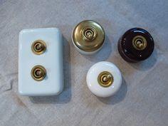 新しいスイッチが入荷しました。 | カーテン・雑貨 タイムコレクションのブログ Light Switches, Japanese Aesthetic, Switch Plates, Washroom, Interior And Exterior, Household, Hardware, Lights, Architecture