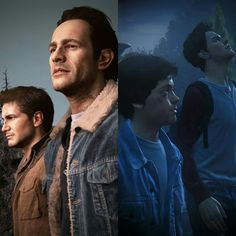 Nate And Sam Uncharted 4