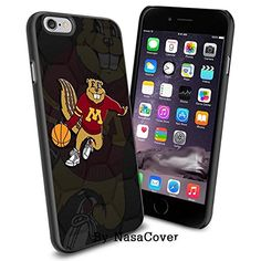 NCAA University sport Minnesota Golden Gophers , Cool iPhone 6 Smartphone Case Cover Collector iPhone TPU Rubber Case Black [By Lucky9Cover] Lucky9Cover http://www.amazon.com/dp/B0173BNBMC/ref=cm_sw_r_pi_dp_qcLlwb1YPJKZD