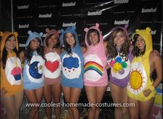 Cute Group Halloween Costume Ideas for Teenagers