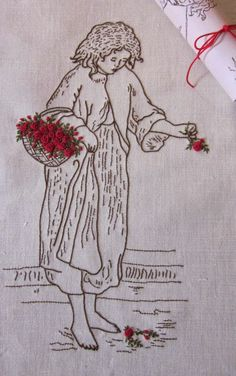 Elisabetta ricami a mano: Antichità profanate
