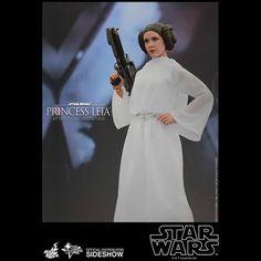 """Movie Masterpiece Series """"Star Wars Episode IV: A New Hope"""" Princess Leia Leia Star Wars, Star Wars Luke Skywalker, Star Wars Art, Call Of Duty, Star Wars Episodio Iv, Film Science Fiction, Star Wars Figurines, Funko Pop Star Wars, Episode Iv"""